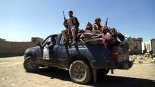 مواجهات بين الحوثيين وقبائل مأرب على حدود البيضاء