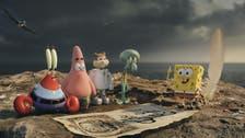 'SpongeBob' takes down 'American Sniper'