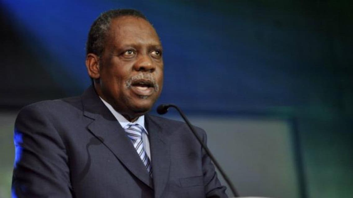 Long-serving Confederation of African Football president Issa Hayatou is seeking to change his organisation's rules on age limits
