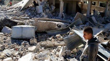 سوريا.. مقتل 10 مدنيين في درعا بقصف جوي وأرضي