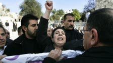 Palestinian official testifies over Israel attacks