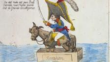 نابليون بريشة رسامي كاريكاتور من القرن 19