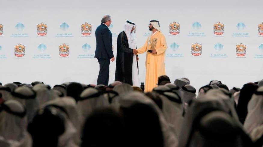 السعودية تتصدر جوائز القمة الحكومية الثالثة بدبي