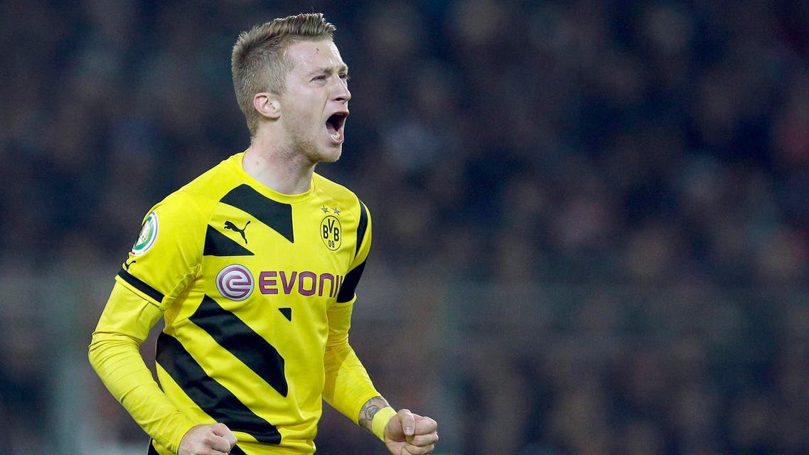 How Marco Reus has remained true to his roots (File photo: AP)
