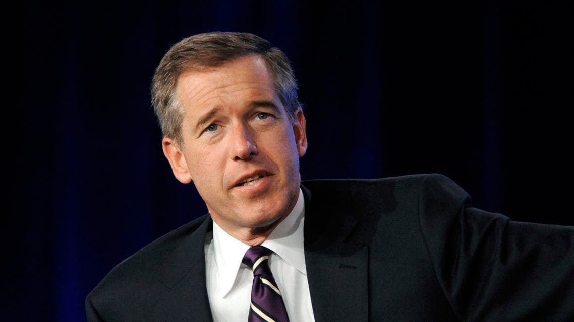 Brian Williams suspended over Iraq claims (Reuters)