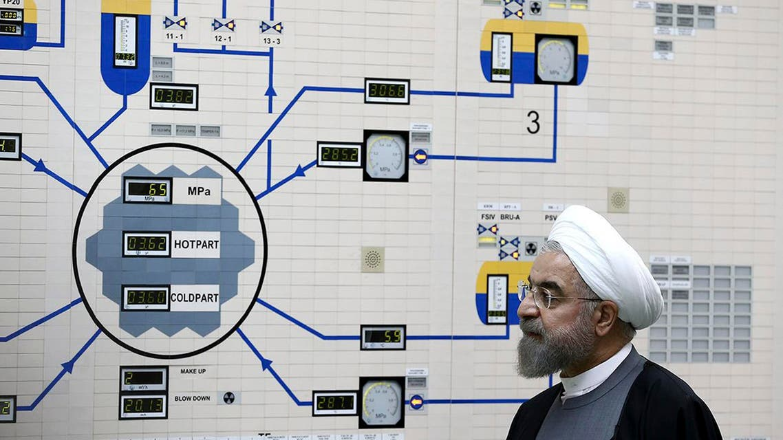No end to Middle East strife without Iran: Rouhani (AP)