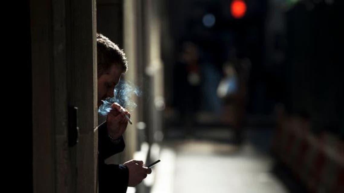 smoking hazard