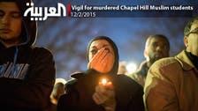 Vigil for murdered Chapel Hill Muslim students