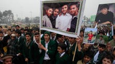 Pakistan army says 12 arrested over school massacre