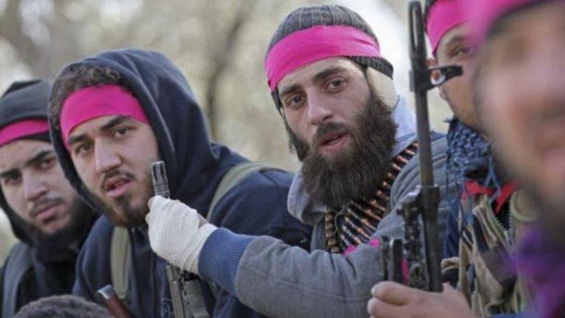 مقاتلون أجانب في صفوف داعش