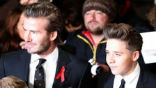 Will Brooklyn Beckham follow in his father's footsteps?