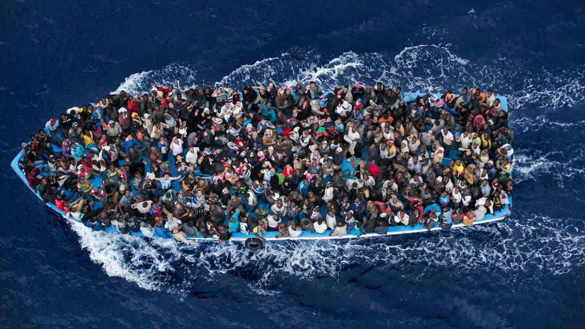 U.N. urges Europe to start major migrant rescue mission in Mediterranean (AP)