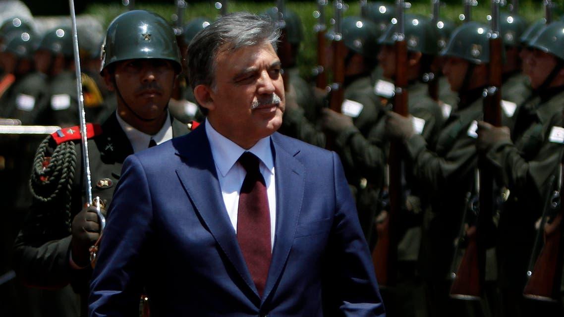 ex turkish president abdullah Gul AP images