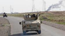 Iraqi army repels attack on base hosting U.S. Marines