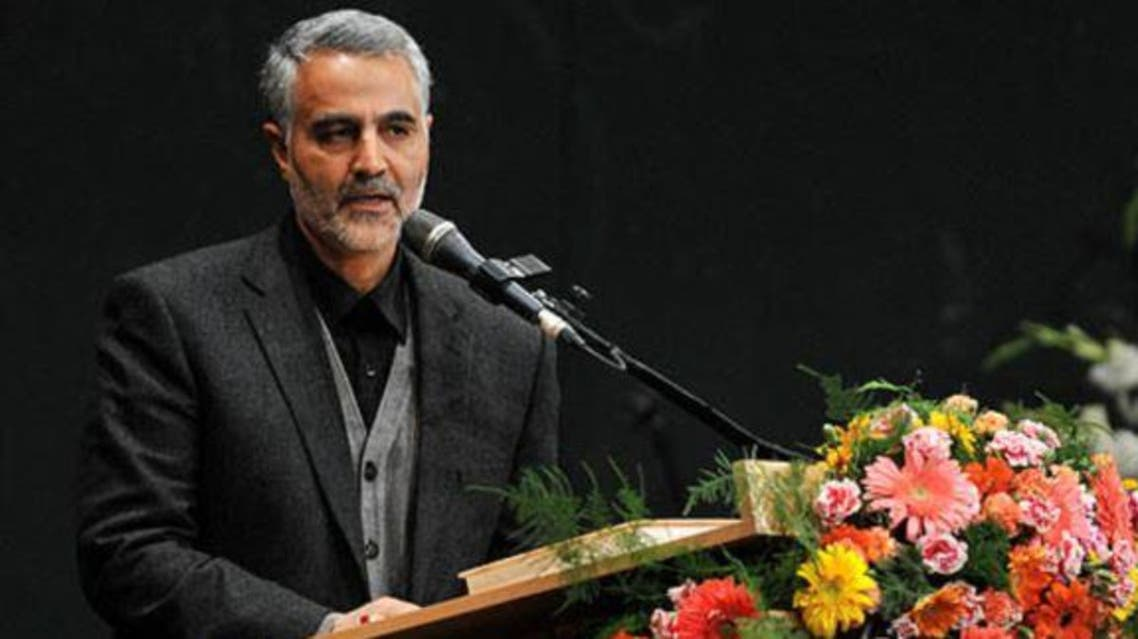 ISNA - Qassem Suleimani