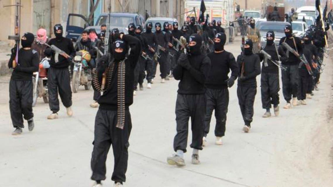 داعشی جنگجو
