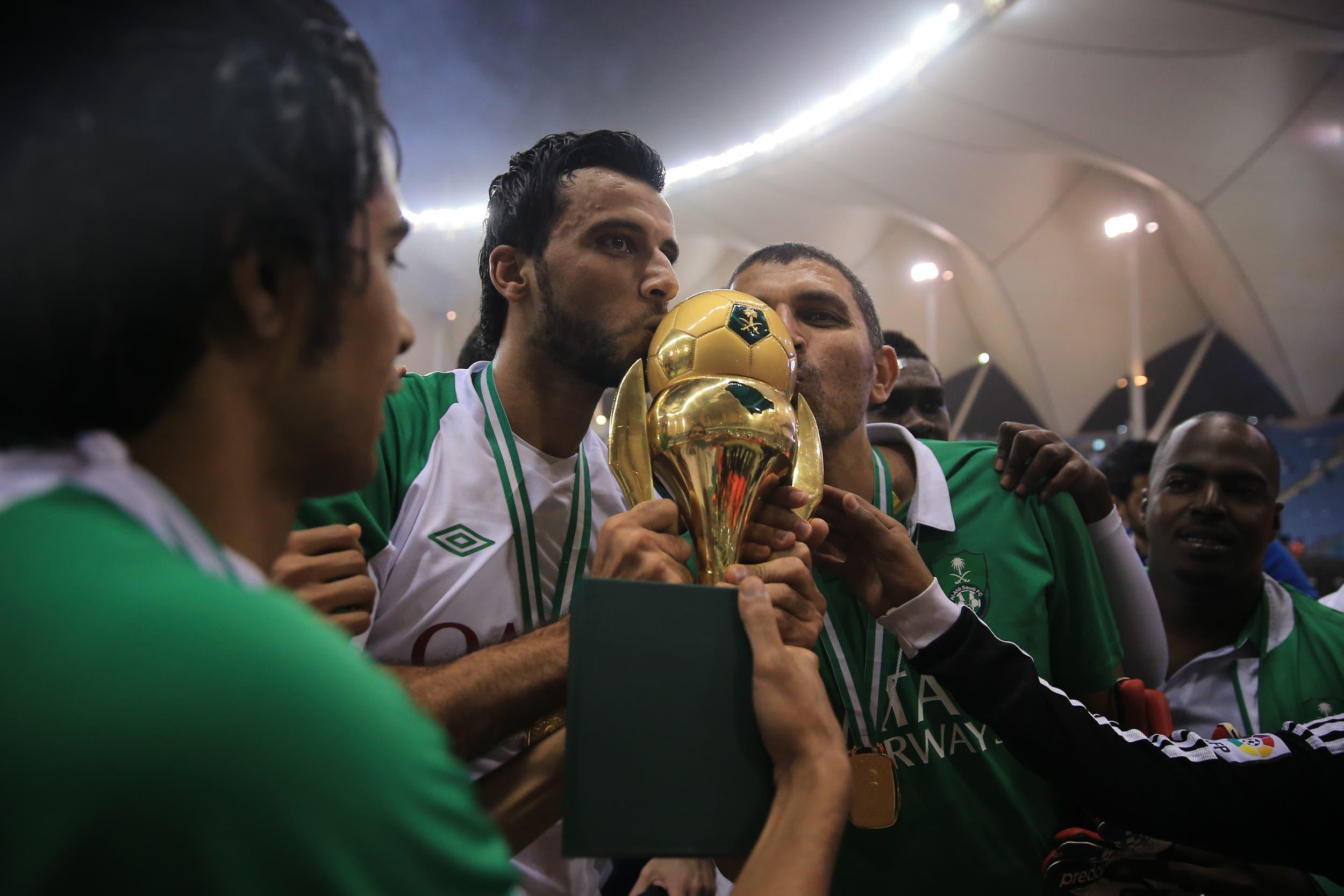 Al Ahli Wins Saudi Crown Prince Cup Al Arabiya English