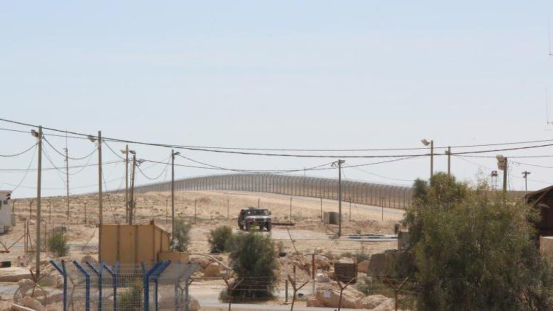 سياج اسرائيلي على حدود سيناء مصر اسرائيل