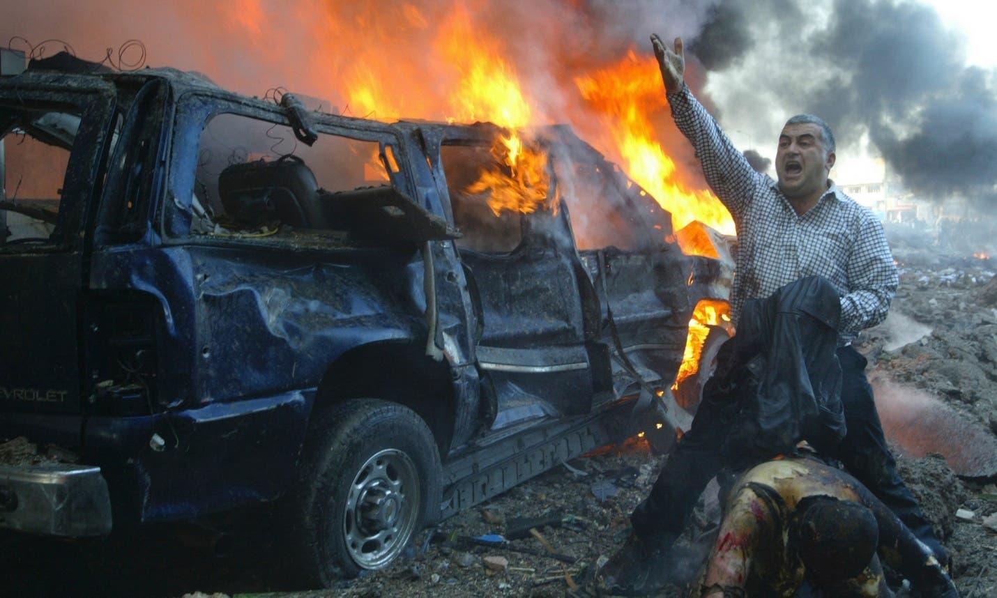 Hariri assassination Reuters Azakir 2005