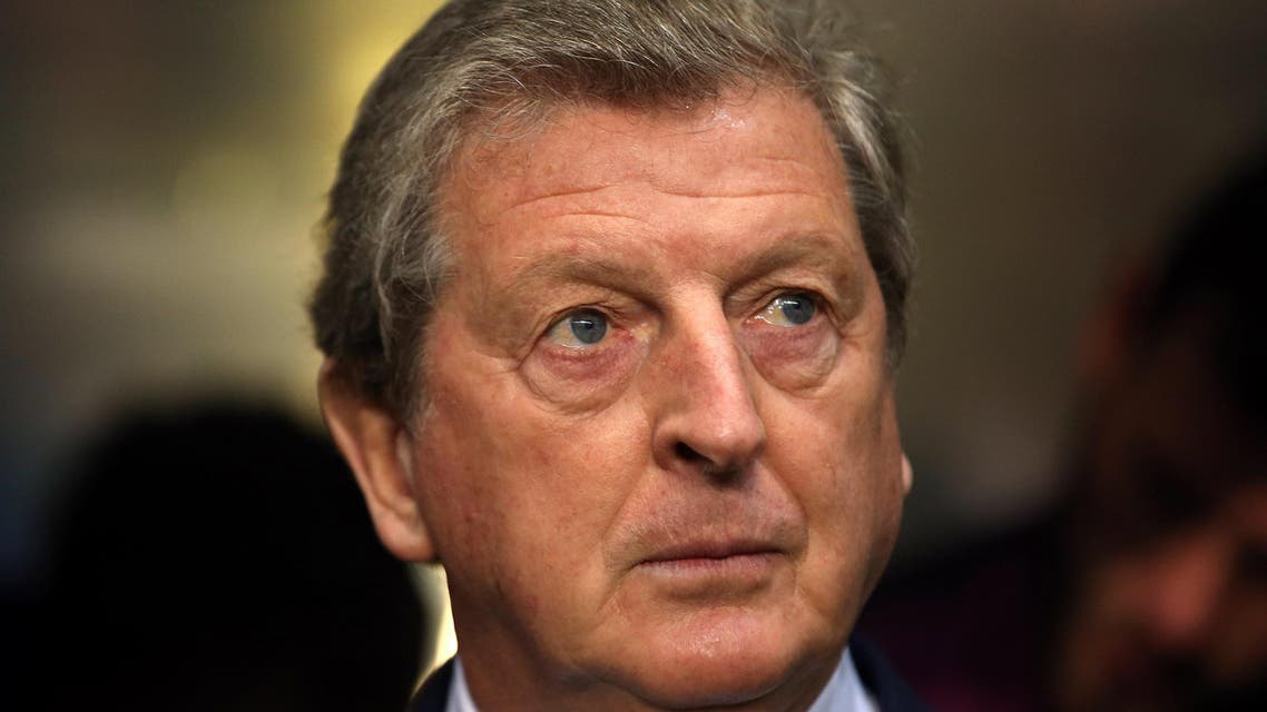 Roy Hodgson AP