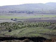 سقوط مقذوفين على مرتفعات الجولان السوري المحتل