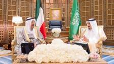 Kuwait emir, Saudi king review means of enhancing ties