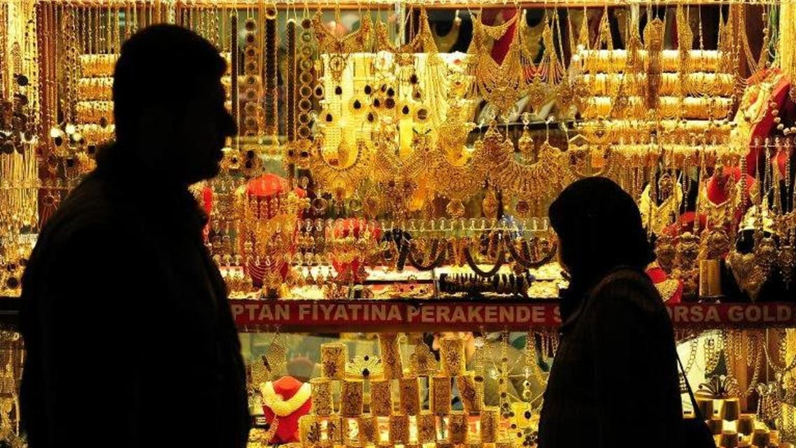 Gold is hugely prized in Turkey not just for ornamentation or investment by banks. (File photo: AFP)