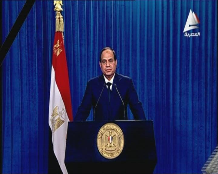 THUMBNAIL_ السيسي: مصر والعالم كله يواجه معركة ضد الإرهاب