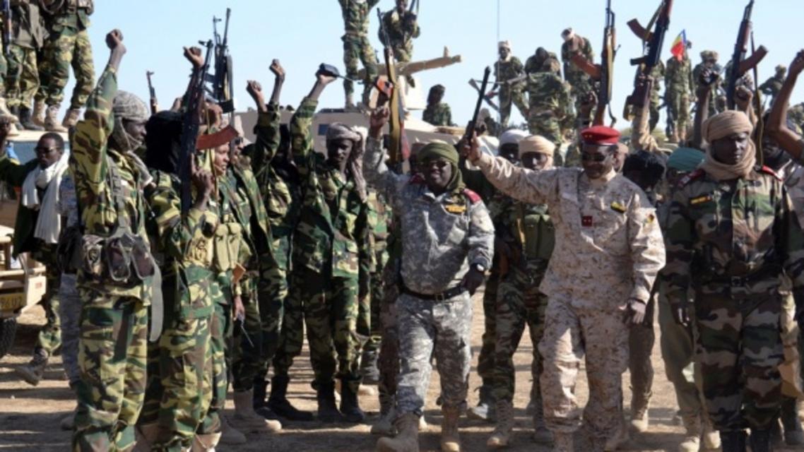 جيش افريقي بوكو حرام
