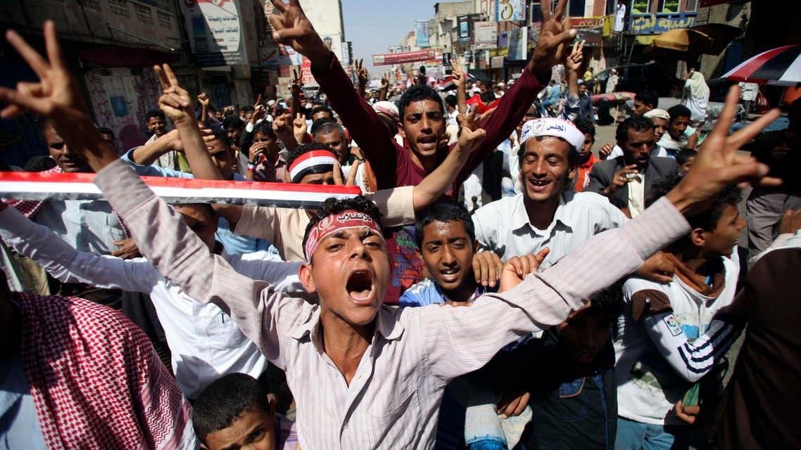 اليمن مظاهرات