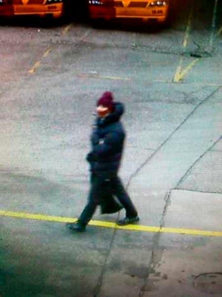 صورة وزعتها الشرطة للمسلح المشتبه في هجومي كوبنهاغن