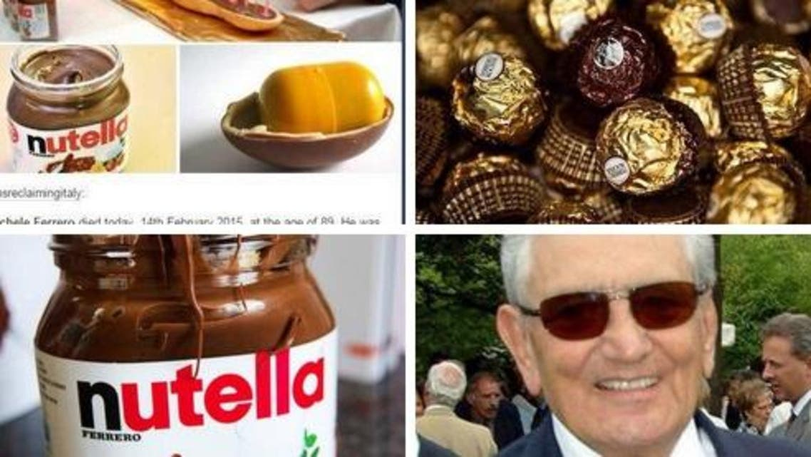 nutella ferero italy twitter