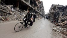 Scores dead in intensified fighting in southern Syria: monitor