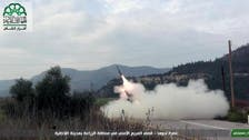 قصف بصواريخ غراد على مدينة اللاذقية