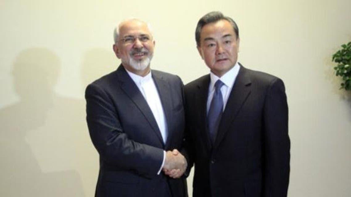 وزیر خارجه چین با ظریف