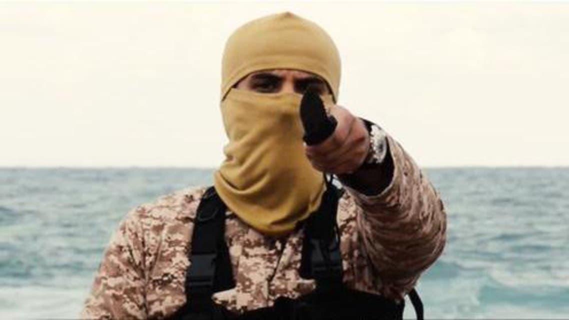صور ثابتة من فيديو إعدام داعش للمصريين الأقباط