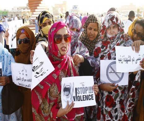 تظاهرات ضد انتشار الاغتصاب
