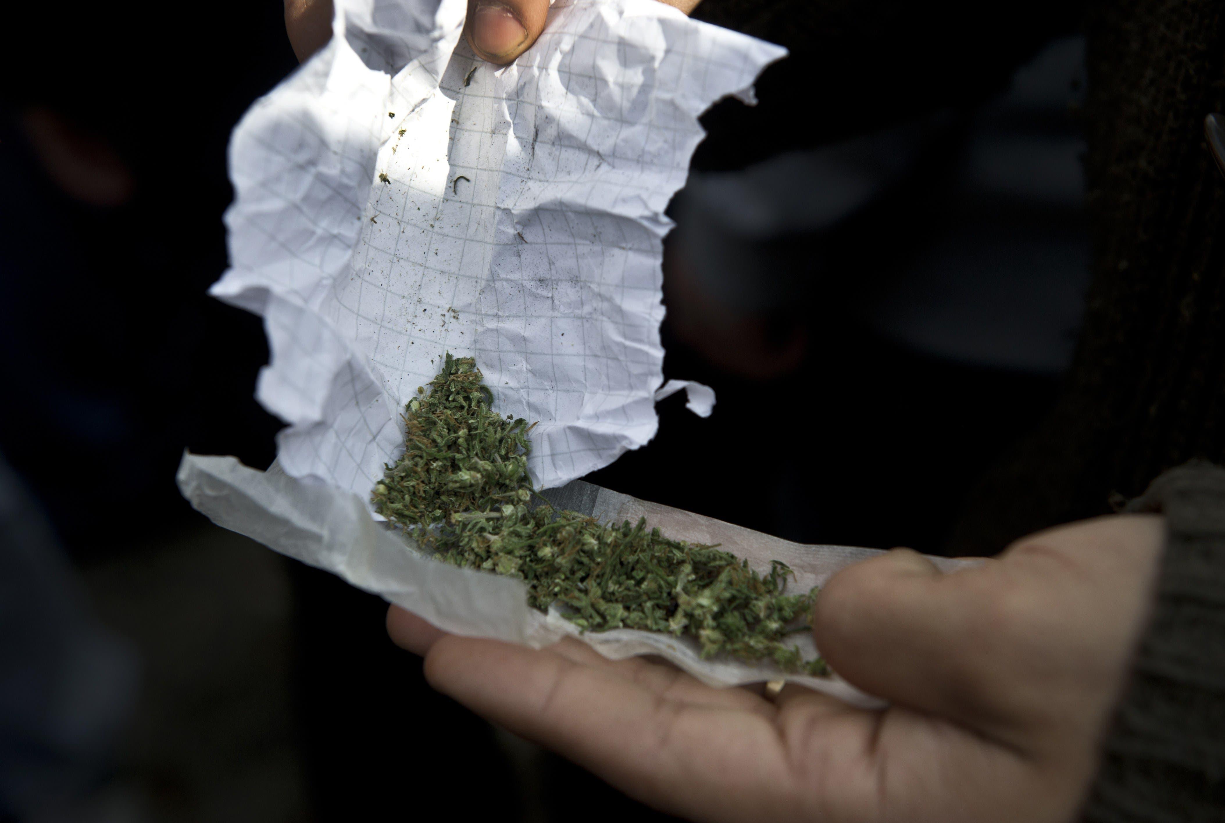 Cannabis AFP