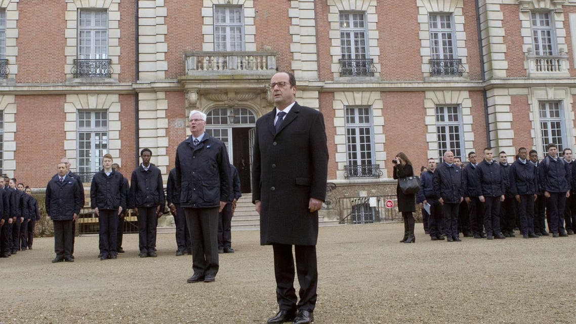 Francois Hollande AFP
