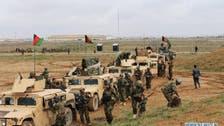 عملیات بزرگ ارتش افغان در ولایت هلمند افغانستان آغاز شد