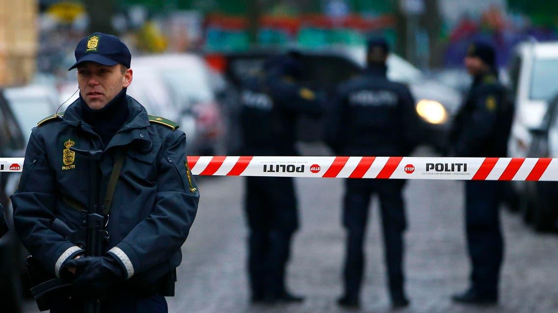 Police arrest two on suspicion of aiding Copenhagen shooter (Reuters)