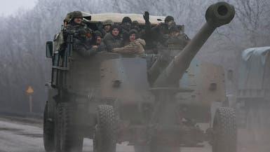 أوكرانيا.. عقوبات أوروبية وسط خرق الانفصاليين للهدنة