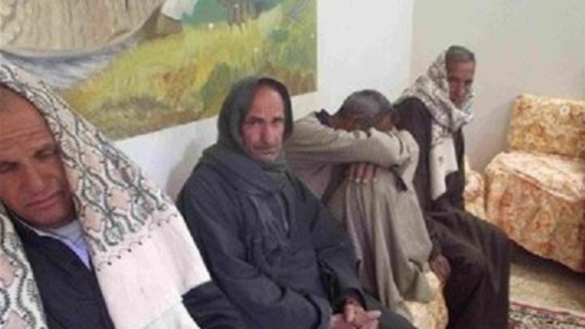 أسر ضحايا ليبيا