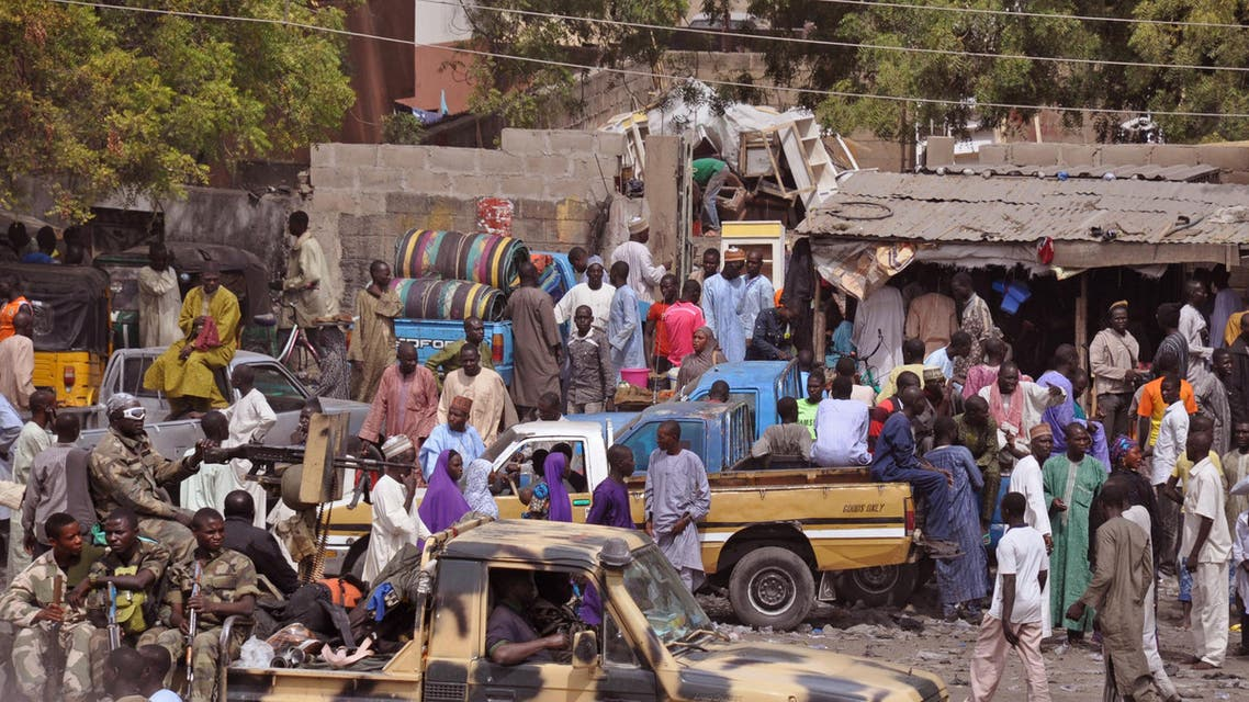 Nigerian troops recapture two towns from Boko Haram (AP)