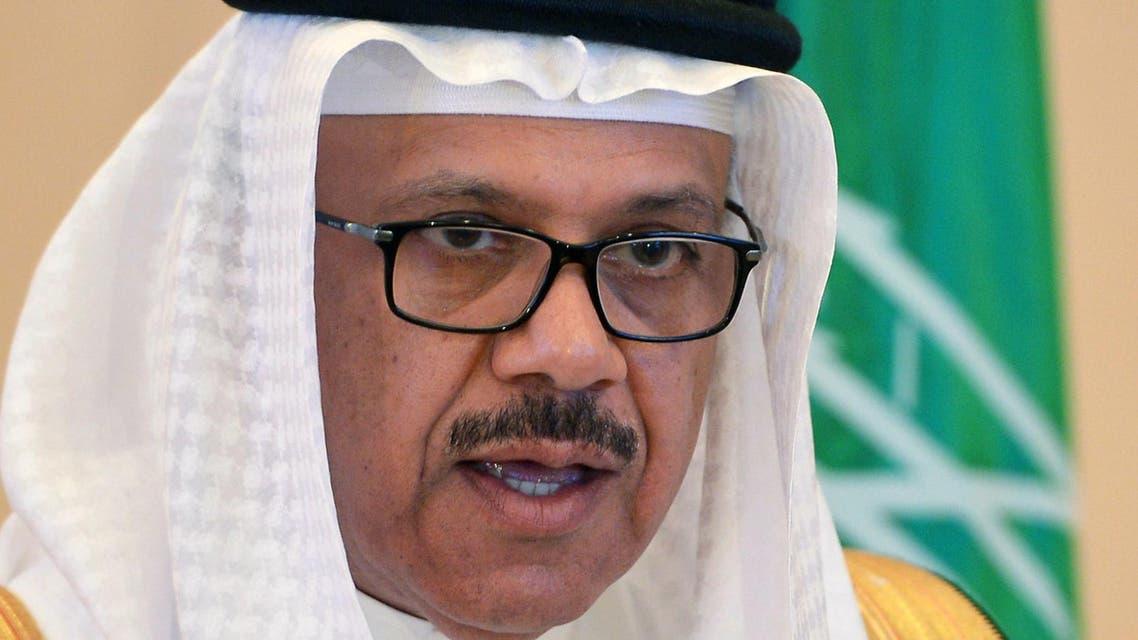 GCC Secretary-General Abdullatif bin Rashid Al-Zayani AP
