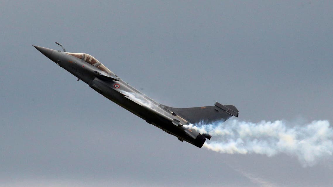 Egypt has become the first foreign buyer of French Rafale fighter jets. (AP)