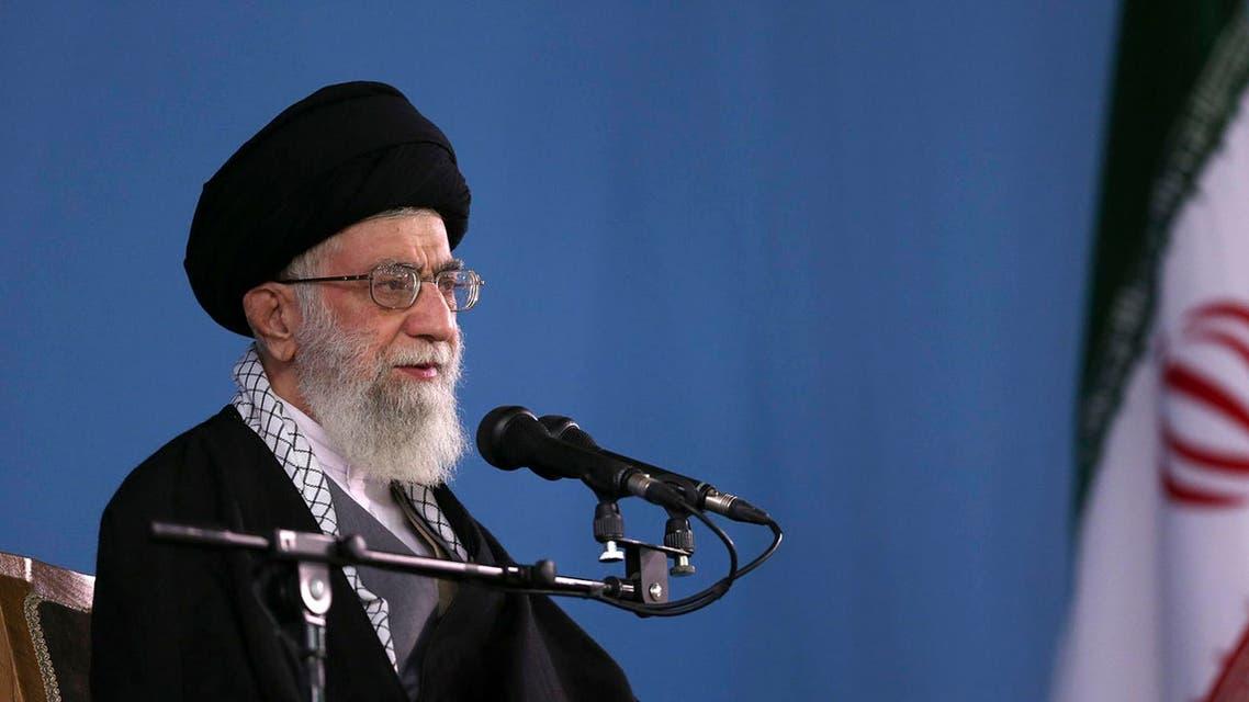 Khamenei speaks out against American Sniper (AP)