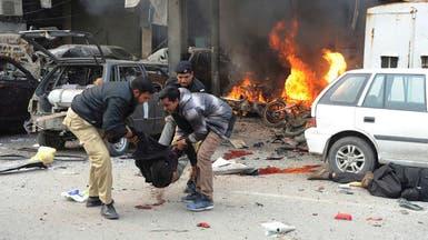 إصابة 13 شخصا في انفجار بمدينة كويتا الباكستانية