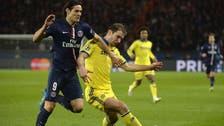 Cavani header keeps PSG hopes alive in Chelsea tie