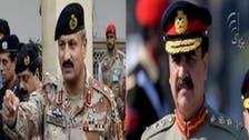 روسای ستاد ارتش و استخبارات پاکستان وارد کابل شدند